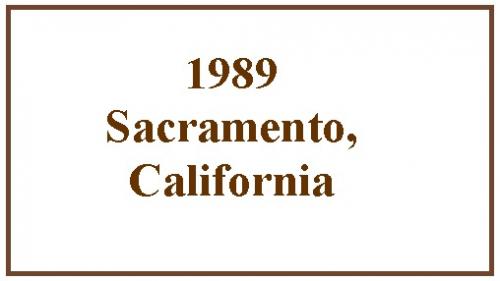 1989 Videos